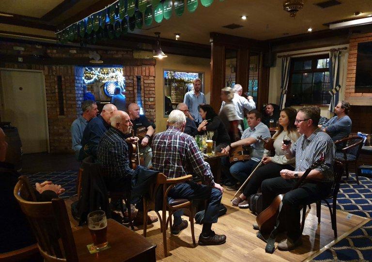 Carrigaline 2019 Pub Stables