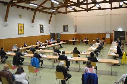 Konstuierende Sitzung 2