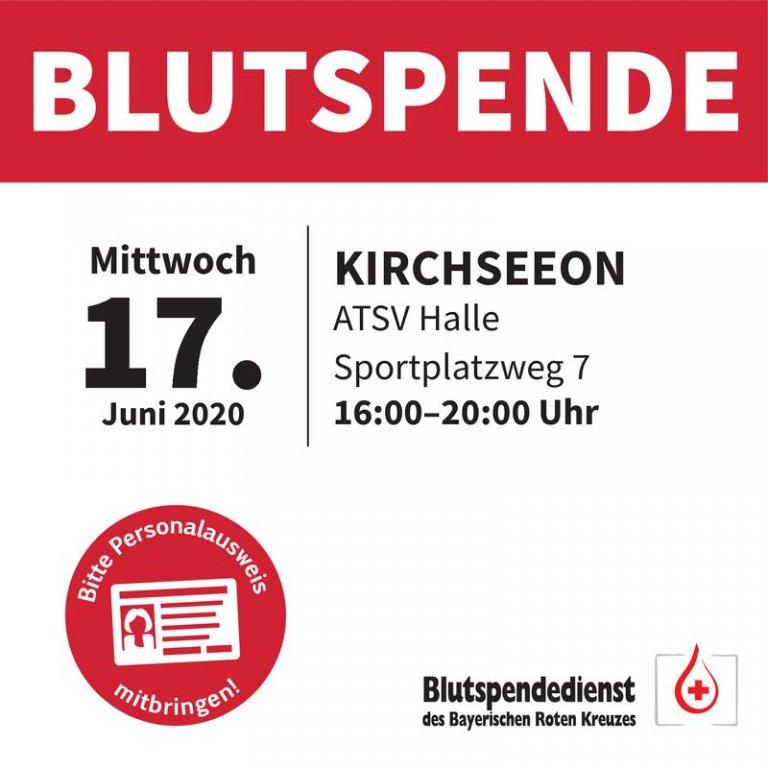 Blutspenden 17.06.2020